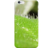 Softly Touch.... iPhone Case/Skin