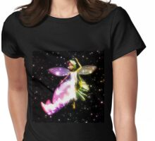 Fairy dancing 5 Womens Fitted T-Shirt