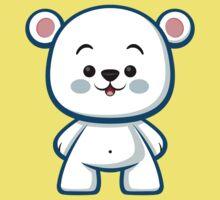 Polar Bear Boy Kawaii Kids Clothes