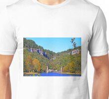 Yellow River Bridge Unisex T-Shirt