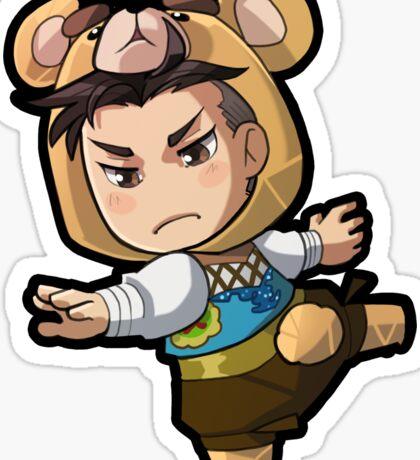 Otabek Kigurumi Sticker
