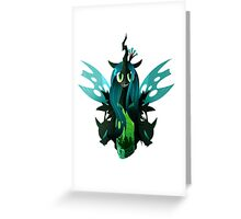 Queen of the Changelings Greeting Card