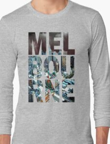Melbourne Long Sleeve T-Shirt