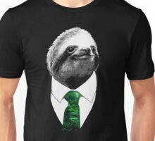 Sloth Like a Boss - Mr. Sloth Unisex T-Shirt
