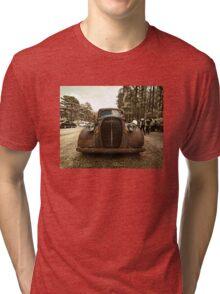 1932 Ford Pickup Rat Rod Tri-blend T-Shirt