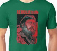 Fidel Castro revolt  Unisex T-Shirt