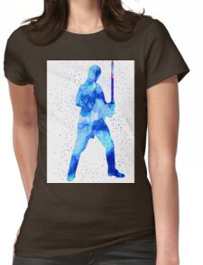 anakin skywalker Womens Fitted T-Shirt
