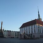 Olomouc Upper Square by Elena Skvortsova