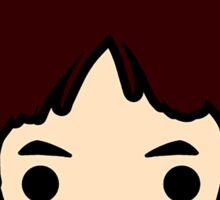 "Weightlifting Fairy Kim Bok Joo - ""TEAM JOON HYUNG"" Cartoon Design Sticker"