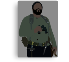 Tyreese - The Walking Dead Canvas Print