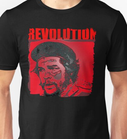 Che Guevara revolt Unisex T-Shirt
