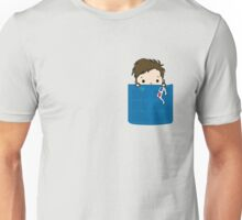 Tenth Doctor in my Pocket Unisex T-Shirt
