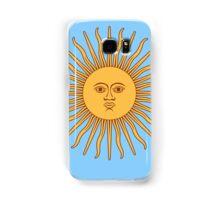 Sol de Mayo- The Sun of May Samsung Galaxy Case/Skin