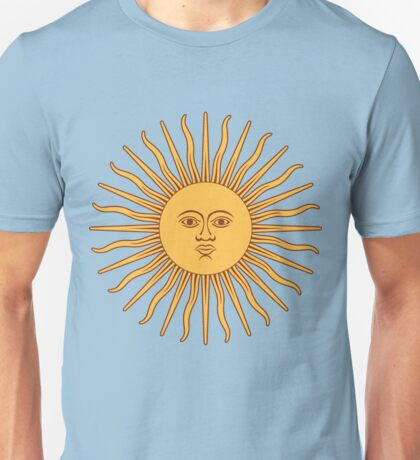 Sol de Mayo- The Sun of May Unisex T-Shirt