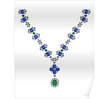 Serenity Necklace Poster