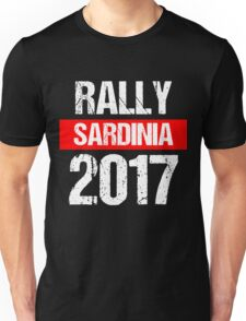 Rally Sardinia 2017 Unisex T-Shirt