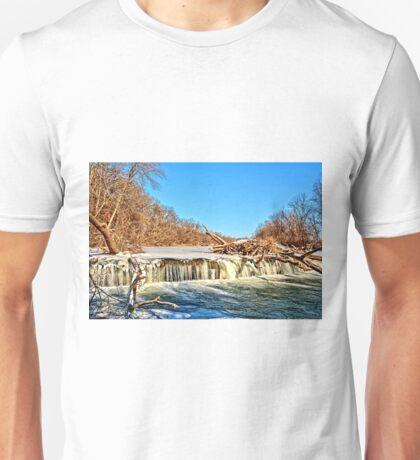 Frozen Iowa Unisex T-Shirt