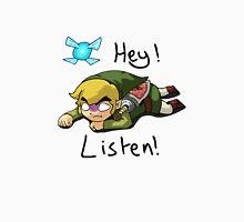 Link & Navi - The Legend Of Zelda Men's Baseball ¾ T-Shirt