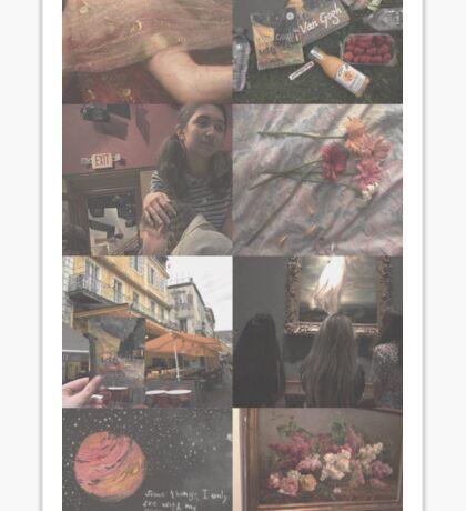 Rowan Blanchard - Riley Matthews Sticker
