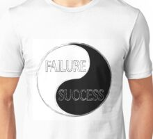 Failure Success Unisex T-Shirt