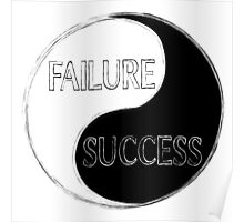 Failure Success Poster