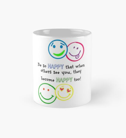 HAPPY FACES !!! Mug