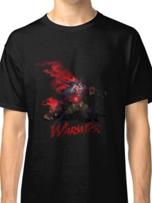 Warwick, the Uncaged Wrath of Zaun Classic T-Shirt