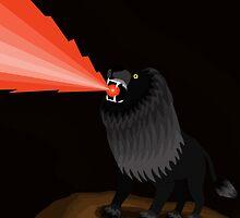 Black Lion by NirPerel