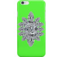 Bling Brooch Green Iphone Cover iPhone Case/Skin