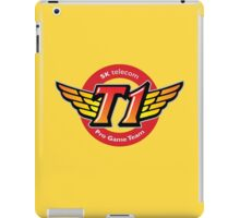 SKT T1 Logo (best quality ever) iPad Case/Skin