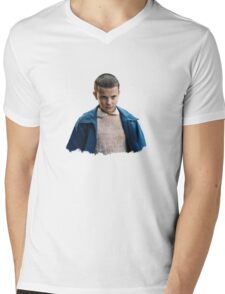 Stranger Things Mens V-Neck T-Shirt