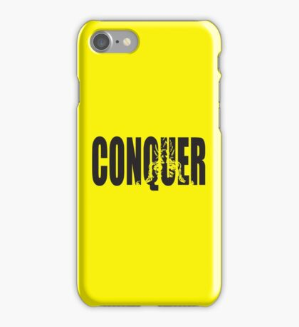 CONQUER - Goku Charging Up ICONIC iPhone Case/Skin