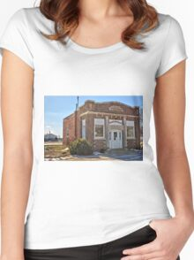 Austinville Bank Women's Fitted Scoop T-Shirt