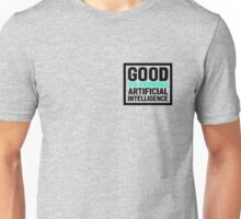 Good old-fashioned AI, black font Unisex T-Shirt