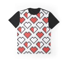 Heart containers Graphic T-Shirt
