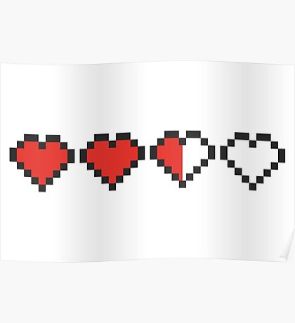 Heart containers Poster