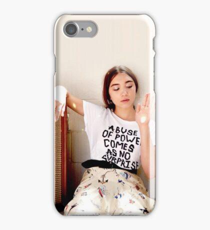 Rowan Blanchard iPhone Case/Skin