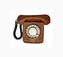 Wooden telephone Unisex T-Shirt