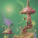 The Magic Mushroom by Joe Gilronan