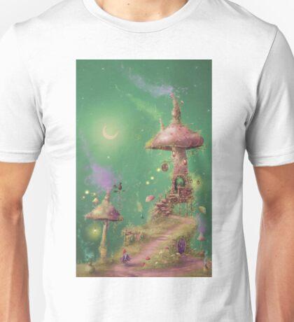 The Magic Mushroom Unisex T-Shirt