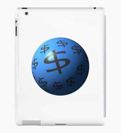 Dollar Sphere iPad Case/Skin