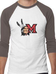 Miami Redskins Men's Baseball ¾ T-Shirt
