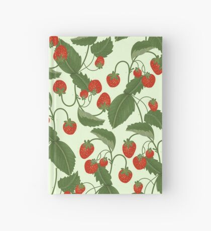 Strawberry Fields  Hardcover Journal
