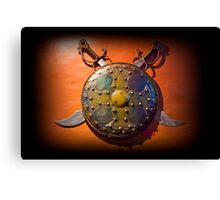 Medieval Protection Canvas Print