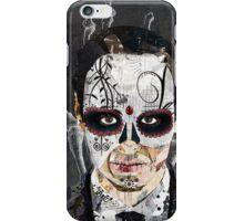 La Mano de la Muerte iPhone Case/Skin