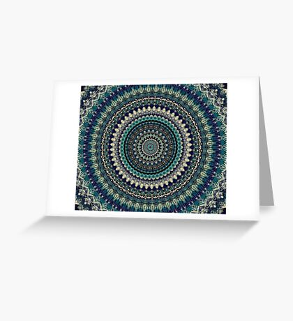 Mandala 187 Greeting Card