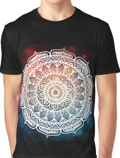 Giant Flower   Graphic T-Shirt
