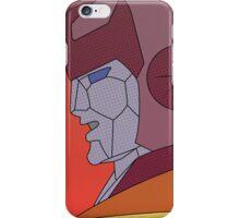 Rodimus Prime Halftone iPhone Case/Skin