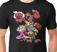 Barrel Boss Battle Unisex T-Shirt