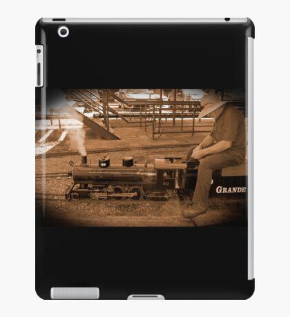 Ride on iPad Case/Skin